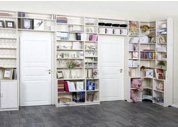 1 kleines b ro gelaugt mit pc u schreibtisch kiefer. Black Bedroom Furniture Sets. Home Design Ideas